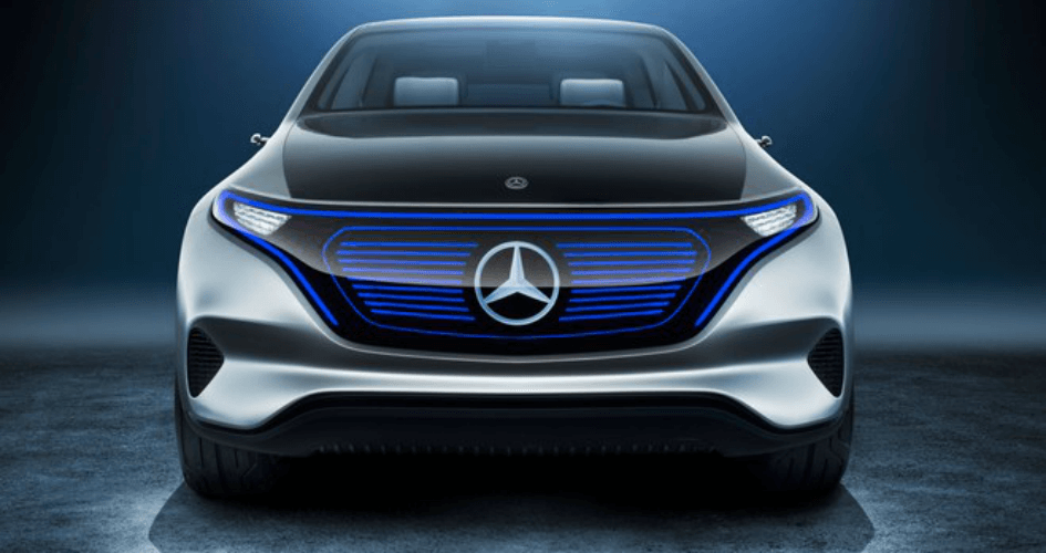 Mercedes-Benz's Plan for Surviving the Auto Revolution