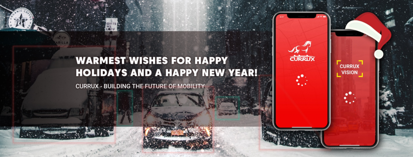 WARMEST WISHES FOR HAPPY HOLIDAYS AND A HAPPY NEW YEAR!