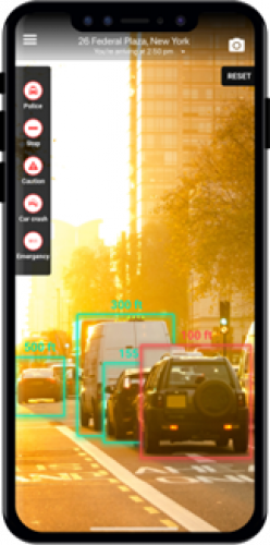 Currux Vision releases the most powerful phone based AI Driving Assistant.