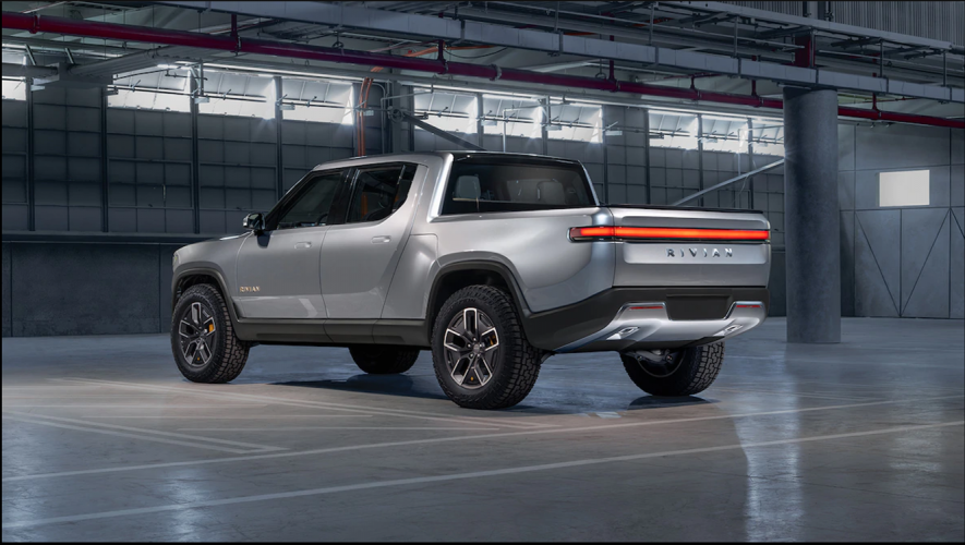 AMAZON CONFIRMS HUGE INVESTMENT IN EV MAKER RIVIAN